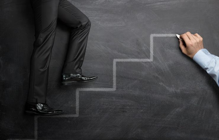 como conseguir um plano para minha empresa crescer no mercado? Existe um caminho mais curto?