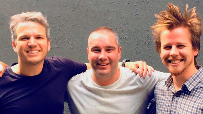 corte de cabelo da Equipe da empresa EledLight após bater a meta de vendas